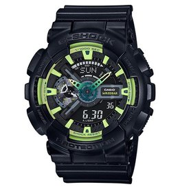 G-Shock Wrist Watch Anadigi - ga-110ly-1aer