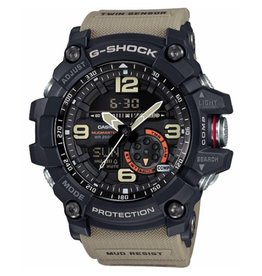 G-Shock Wrist Watch Anadigi - gg-1000-1a5er