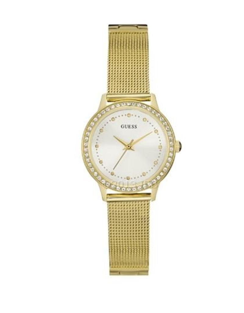 Guess horloges GUESS Ladies Dress Steel - W0647L7