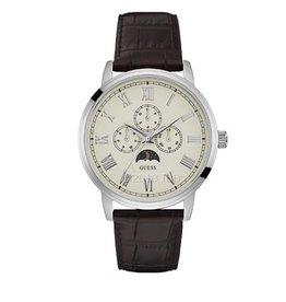 Guess horloges GUESS Mens Dress Steel - W0870G1