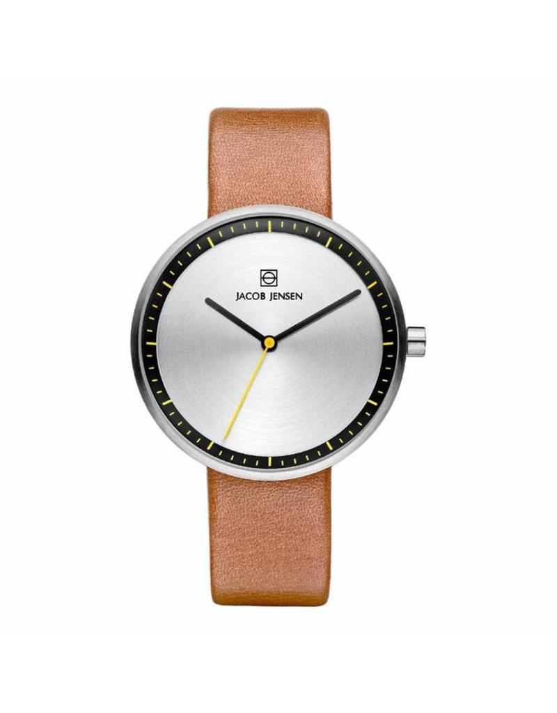 Jacob Jensen horloges Jacob Jensen Strata 281 steel - 281