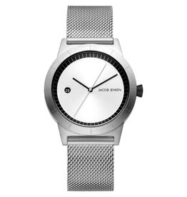 Jacob Jensen horloges Ascent Mesh Strap Sapphire - 152