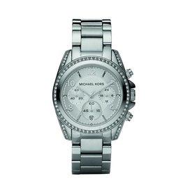 Michael Kors Horloges Michael Kors Blair Silver - MK5165