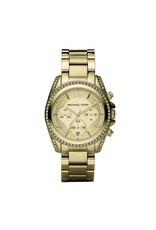 Michael Kors Horloges Micheal Kors Blair Gold - MK5166***