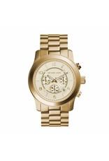 Michael Kors Horloges Camra Cse Gld Brc No - MK8077