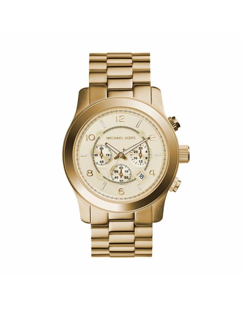 Michael Kors Horloges Camra Cse Gld Brc No - MK8077***