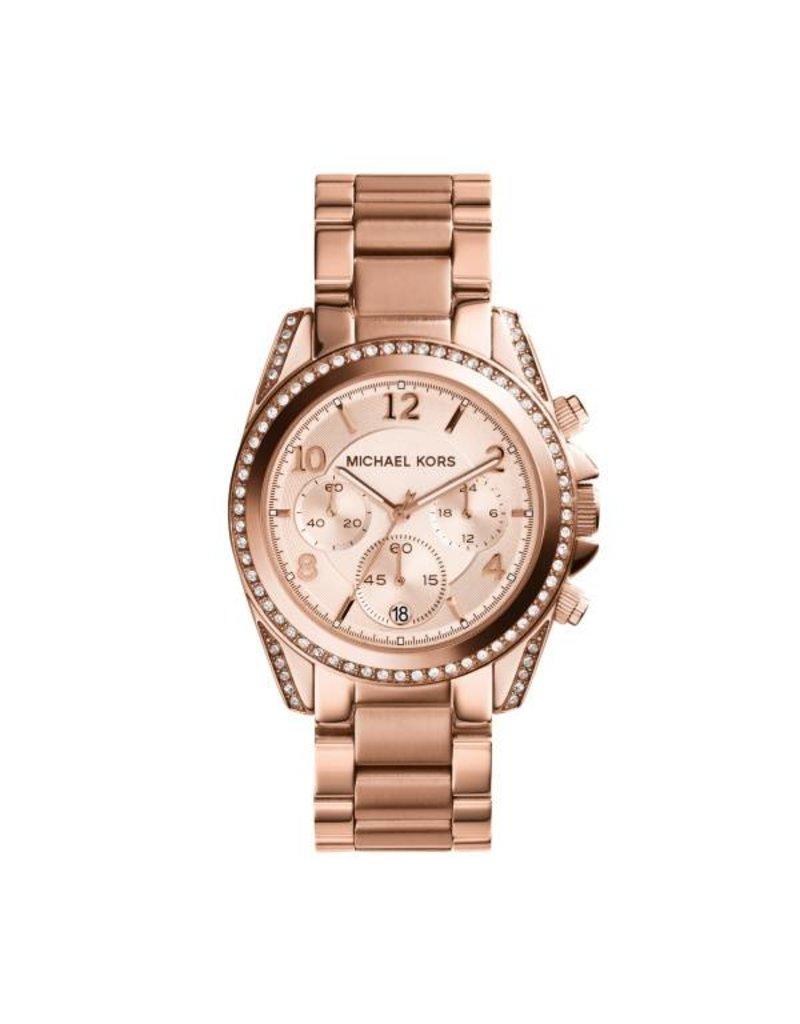 Michael Kors Horloges Michael Kors Blair Rosé - MK5263***