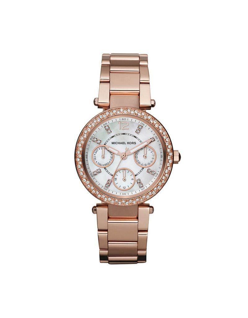 Michael Kors Horloges Ladies Gold Tone - MK5616
