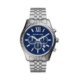Michael Kors Horloges Rd Ss Nvy Brc - MK8280***