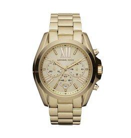 Michael Kors Horloges Michael Kors Bradshaw Gold - MK5605