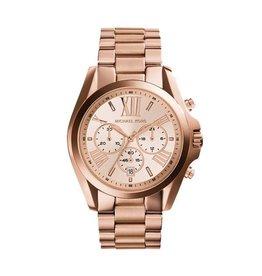 Michael Kors Horloges Micheal Kors Bradshaw Rosé - MK5503***