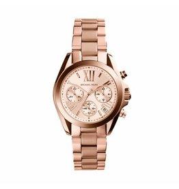 Michael Kors Horloges Rd Rose Glc Brace - MK5799