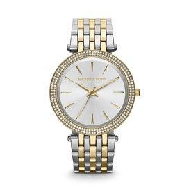 Michael Kors Horloges Michael Kors Darci Gold/Silver - MK3215***