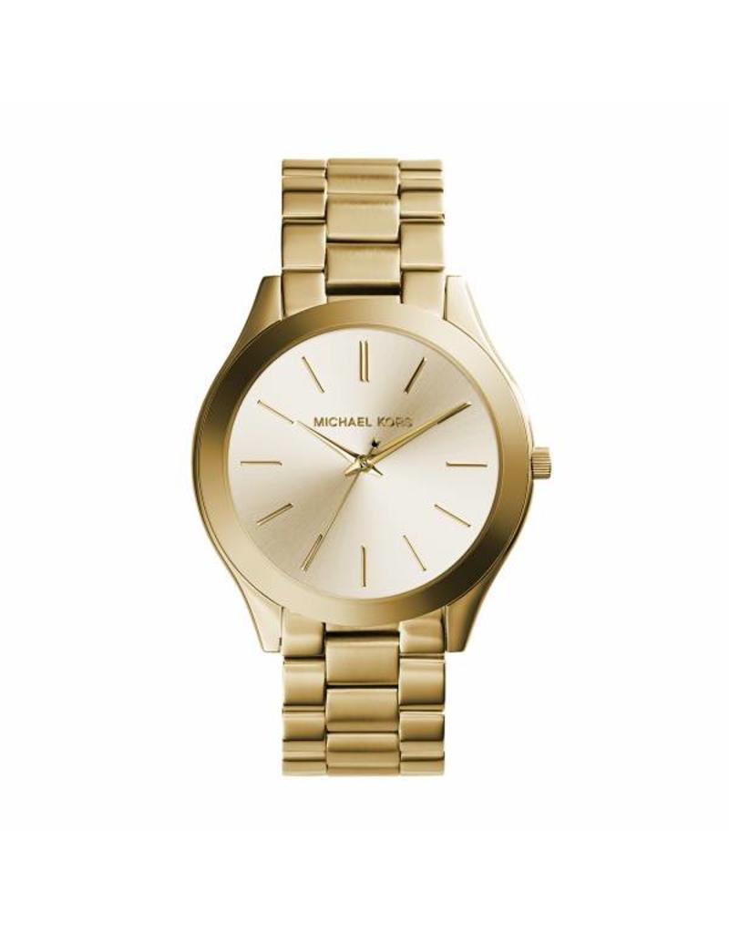 Michael Kors Horloges Rd Gold BRC - mk3179