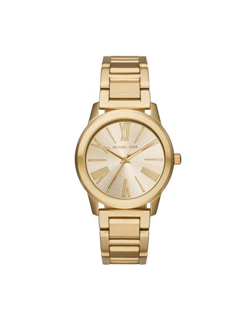 Michael Kors Horloges Rd Gld Brc - MK3490