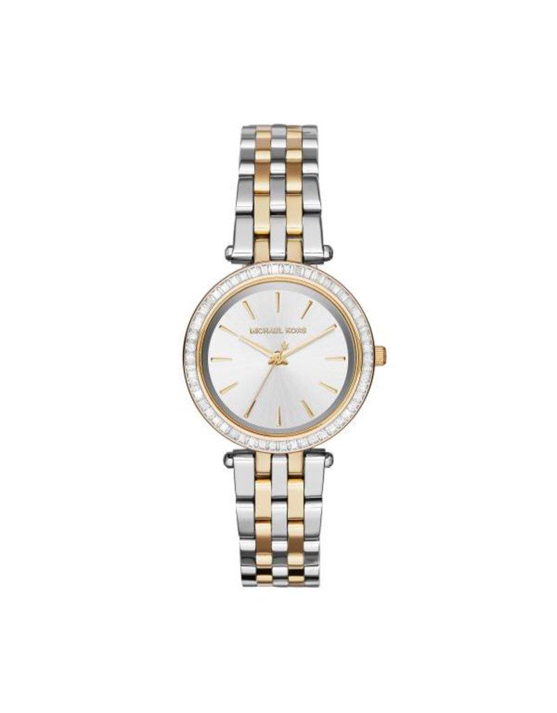 Michael Kors Horloges Rd gld ss brc - MK3405