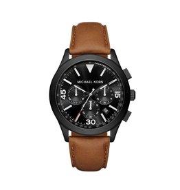 Michael Kors Horloges Rd Blk Stp - MK8450***