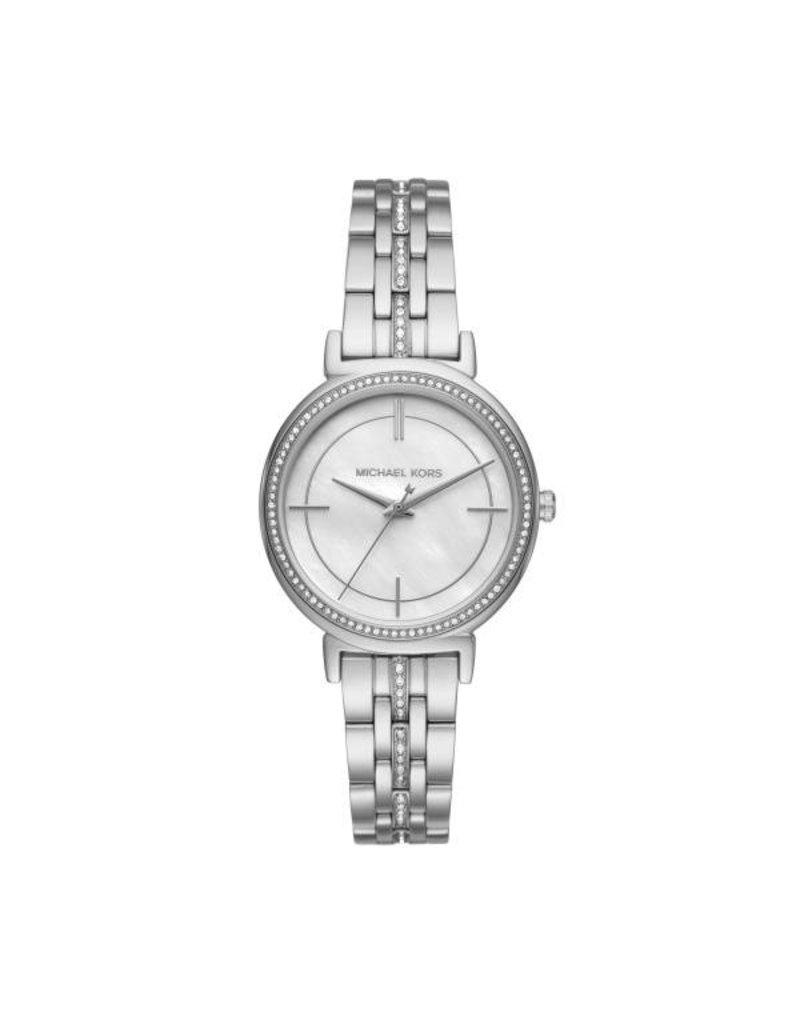 Michael Kors Horloges Rd Sil Br - MK3641***