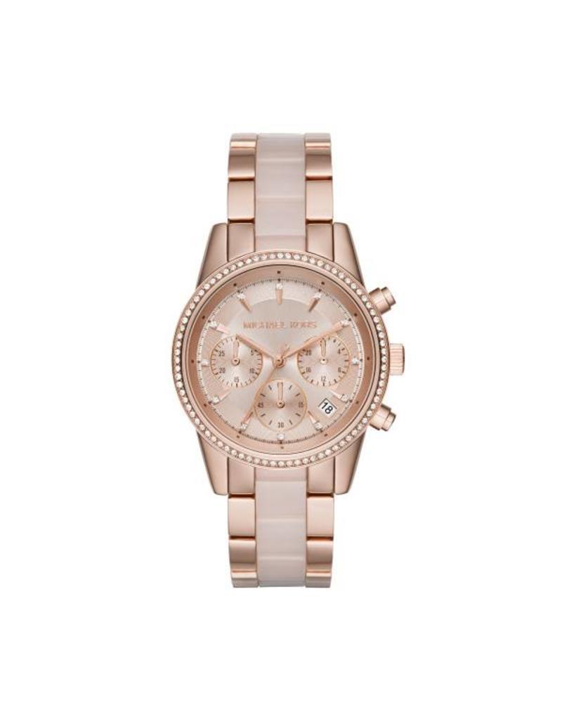 Michael Kors Horloges Ritz Rosé - MK6307