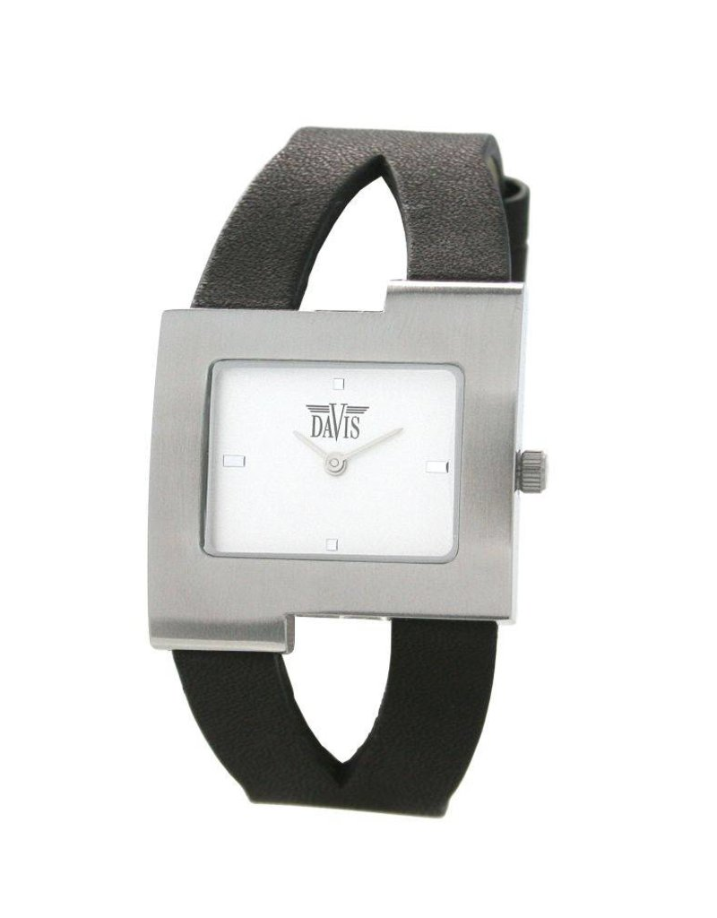 Davis Faith Watch Sts/Black/White - 1402