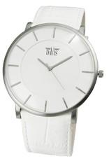 Davis Big Timer Watch White - 0911