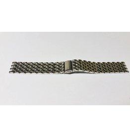 Mondaine 18mm  Glans Vouwsluiting - BM20038