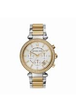 Michael Kors Horloges T-30 Rnd Slv Glc Brc - MK5626