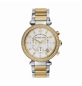 Michael Kors Horloges T-30 Rnd Slv Glc Brc - MK5626***