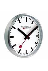 Mondaine Railways Wandklok 25cm Mat/Wit - M990.CLOCK.16SBB
