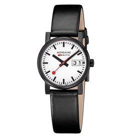 Mondaine Evo 30 Black & White - A669.30305.61SBB