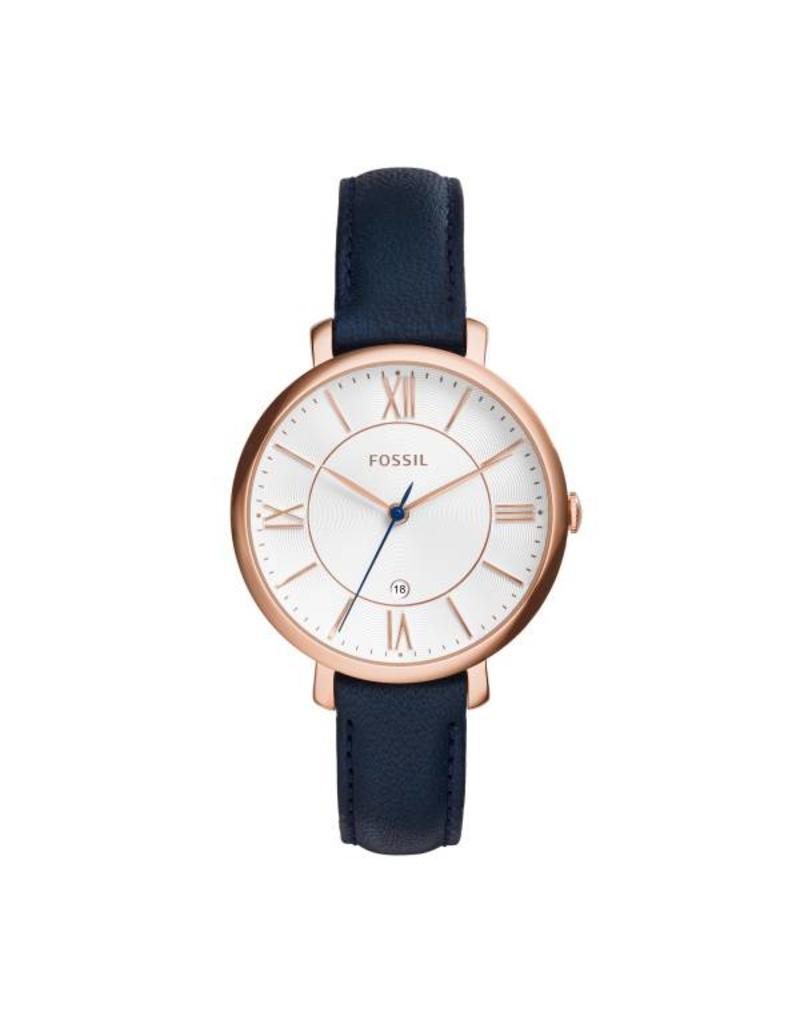 Fossil horloges Md Rd Rg Slv Strp - ES3843