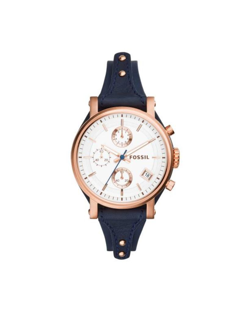 Fossil horloges Md Rg Rg Slv Strp - ES3838