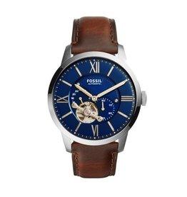 Fossil horloges Md Rd Slv Blu Stp - ME3110