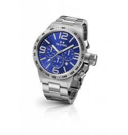 TW Steel Sunray Blue Dial - CB14