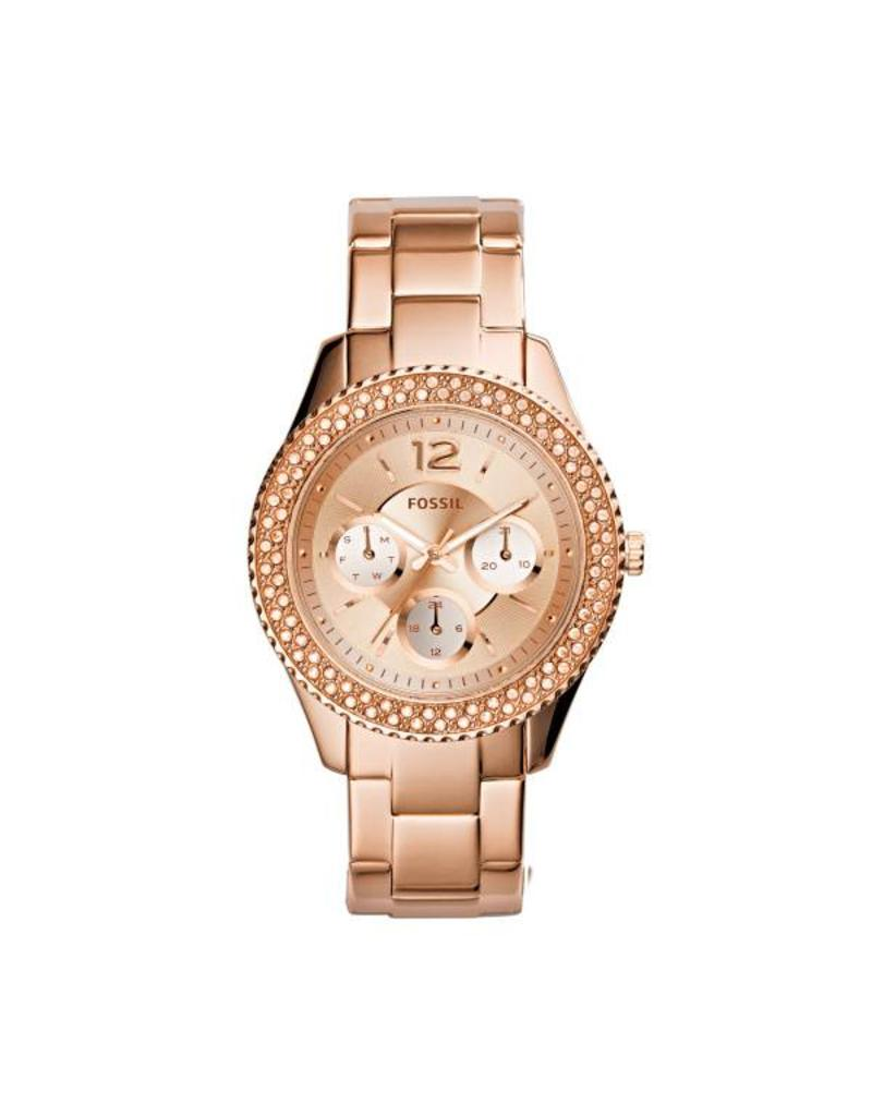 Fossil horloges Fossil Stella Rosé - ES3590