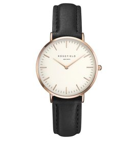 Rosefield The Tribeca White Black Rosegold - TWBLR-T53