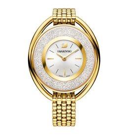 Swarovski horloges Crystalline Oval MB Pgo/Wht/Pgo - 5200339