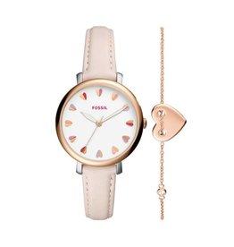 Fossil horloges Jacqueline Set - ES4351SET***