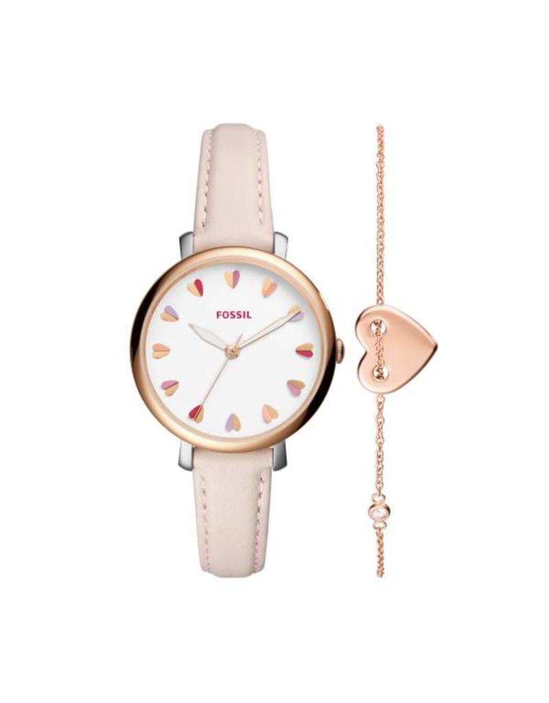Fossil horloges Jacqueline Set - ES4351SET