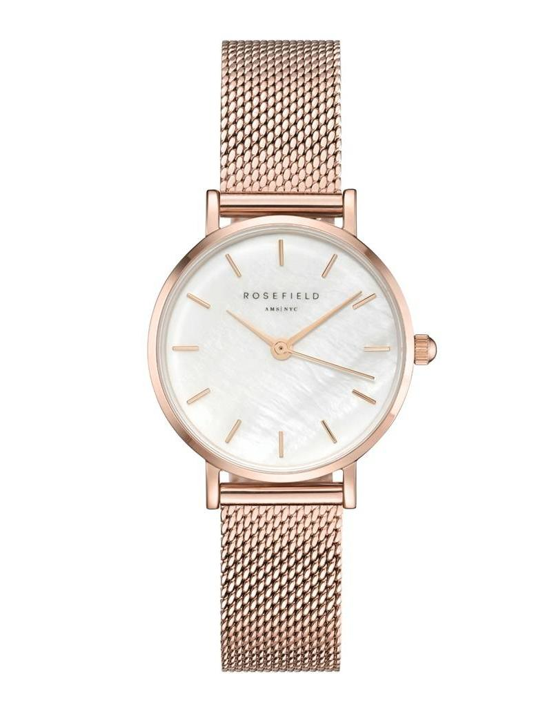 Rosefield 26mm White Rose Gold - 26WR-265