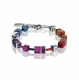 Coeur de Lion Bracelet Multicolor Rainbow - 2838/30-1520