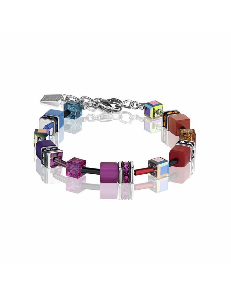Coeur de Lion Bracelet Multicolor Rainbow - 2838/30-1520