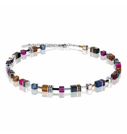 Coeur de Lion Necklace Multicolor Winter -  2838/10-1567