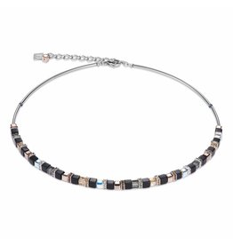 Coeur de Lion Necklace Multicolor Nature - 4938/10-1523