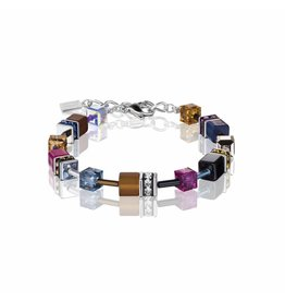 Coeur de Lion Bracelet Multicolor Winter - 2838/30-1567