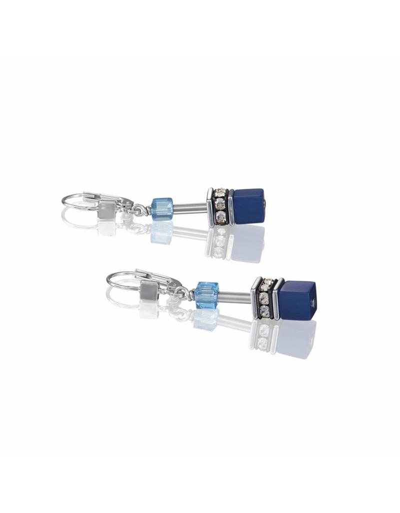 Coeur de Lion Earring Blue - 2838/20-0737