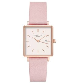 Rosefield The Boxy White Pink Rosegold - QWPR-Q11