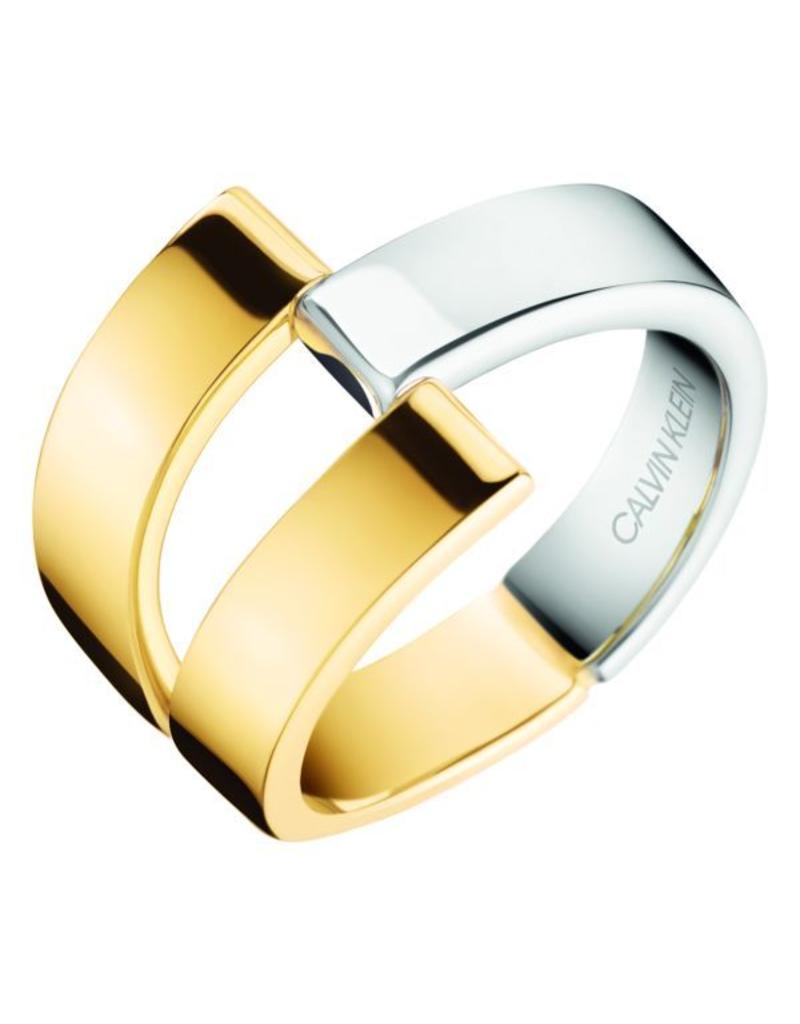 Calvin Klein sieraden Ring Truly Bico  - KJ8JJR200108