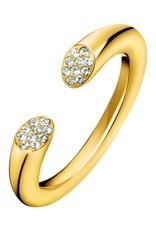 Calvin Klein sieraden Ring Brill PVD - KJ8YJR140107