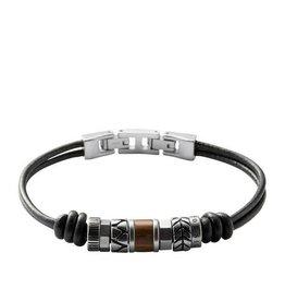 Fossil sieraden Bracelet Gent - JF84196040-*